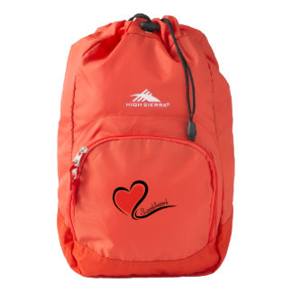 My Sweetheart Valentine Backpack