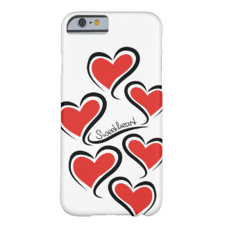 My Sweetheart Valentine Barely There iPhone 6 Case