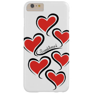 My Sweetheart Valentine Barely There iPhone 6 Plus Case