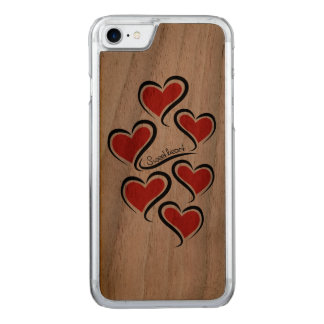 My Sweetheart Valentine Carved iPhone 8/7 Case
