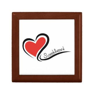 My Sweetheart Valentine Gift Box