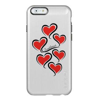 My Sweetheart Valentine Incipio Feather® Shine iPhone 6 Case