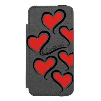 My Sweetheart Valentine Incipio Watson™ iPhone 5 Wallet Case