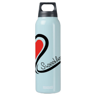 My Sweetheart Valentine Insulated Water Bottle