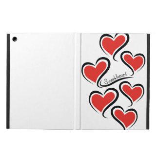 My Sweetheart Valentine iPad Air Cases