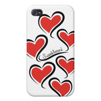 My Sweetheart Valentine iPhone 4/4S Case