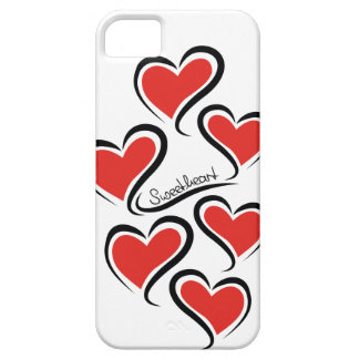 My Sweetheart Valentine iPhone 5 Cover
