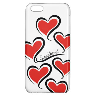 My Sweetheart Valentine iPhone 5C Cover