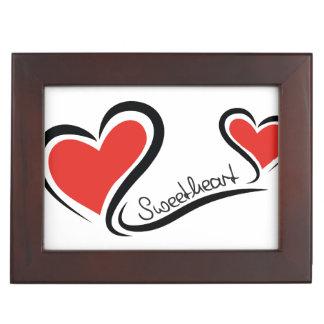 My Sweetheart Valentine Keepsake Box
