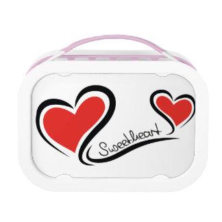 My Sweetheart Valentine Lunch Box
