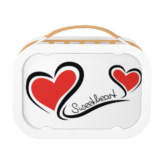 My Sweetheart Valentine Lunch Box