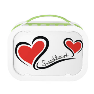 My Sweetheart Valentine Lunchboxes