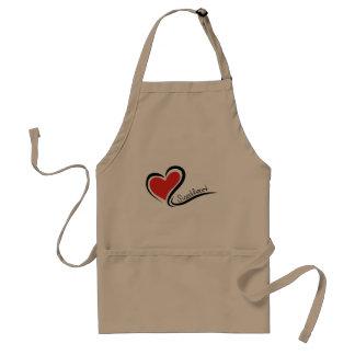 My Sweetheart Valentine Standard Apron