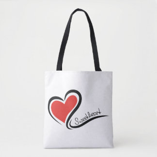 My Sweetheart Valentine Tote Bag