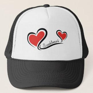 My Sweetheart Valentine Trucker Hat