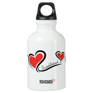 My Sweetheart Valentine Water Bottle