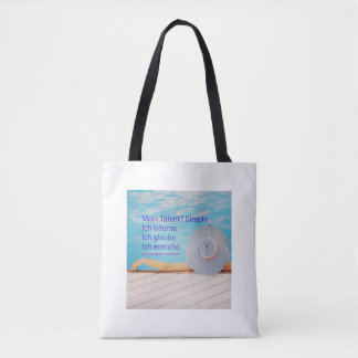 My talent? Simple one Tote Bag