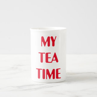 MY TEA TIME TEA CUP