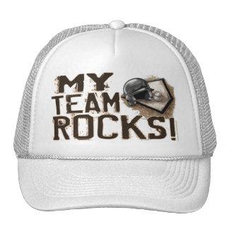 My Team Rocks! Hat