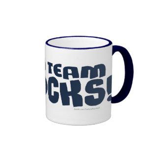 My Team Rocks Mug