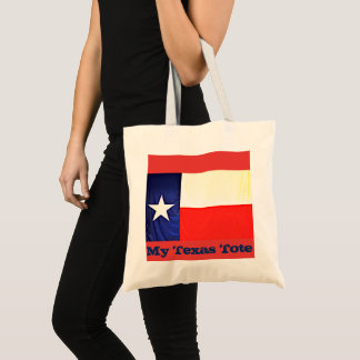 """My Texas"" Tote Bag"