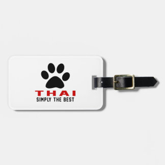 My Thai Simply The Best Tag For Bags