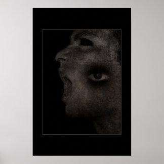 My Third Eye Spys Colorless Print