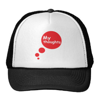 My Thoughts Cap