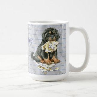 My Tibetan Mastiff Ate My Lesson Plan Coffee Mug