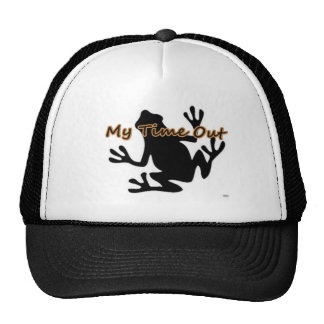 """""""My Time Out"""" Many Occasion Fun Cap"""