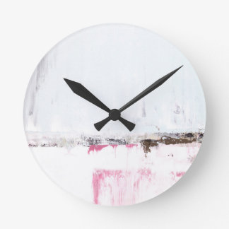 My Time Round Clock