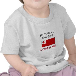 My Tongan Grandma Loves Me Tee Shirt