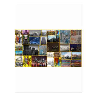 My Town 2 Postcard