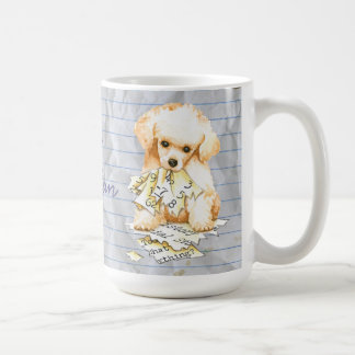 My Toy Poodle Ate my Lesson Plan Coffee Mug