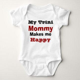 My trini mommy baby bodysuit