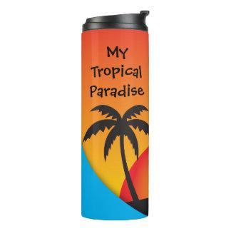 My Tropical Paradise Tumbler