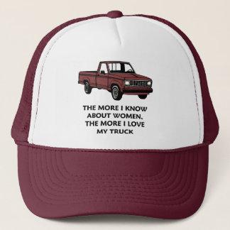 My Truck Trucker Hat