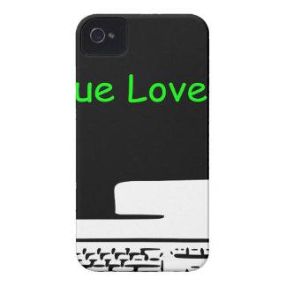 My True Love- My Computer Case-Mate iPhone 4 Case