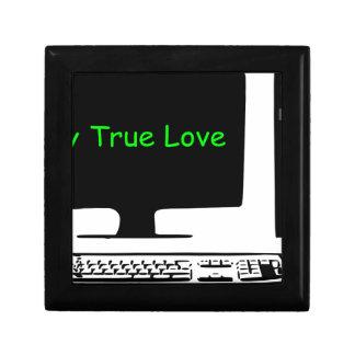 My True Love- My Computer Gift Box