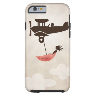 My Tuesday Dream - Umbrella Fantasy Tough iPhone 6 Case