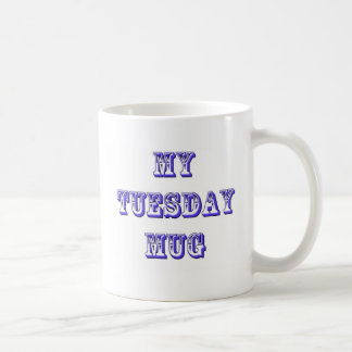 My Tuesday Mug