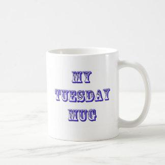 My Tuesday Mug
