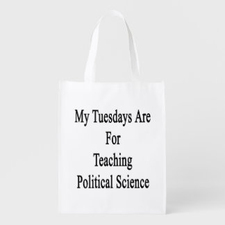 My Tuesdays Are For Teaching Political Science