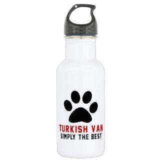 My Turkish Van Simply The Best 532 Ml Water Bottle