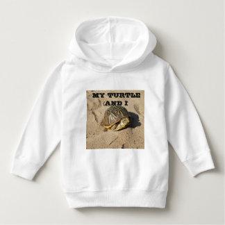 MY TURTLE AND I Hoddie T-shirts