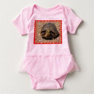 MY Turtle Baby Tutu Bodysuit
