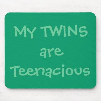 My TWINS are Teenacious Mouse Mats