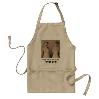 My Twisted Sister Standard Apron