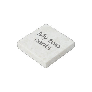 my two cents.ai stone magnet