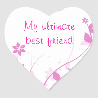 My ultimate best friend sticker